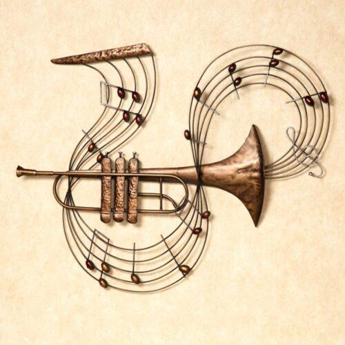 Trumpet & Notes