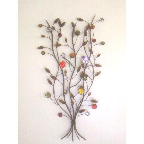 Jewel Branch Wall Art