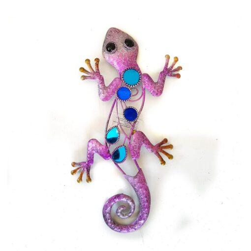 Purple Glitter Lizard