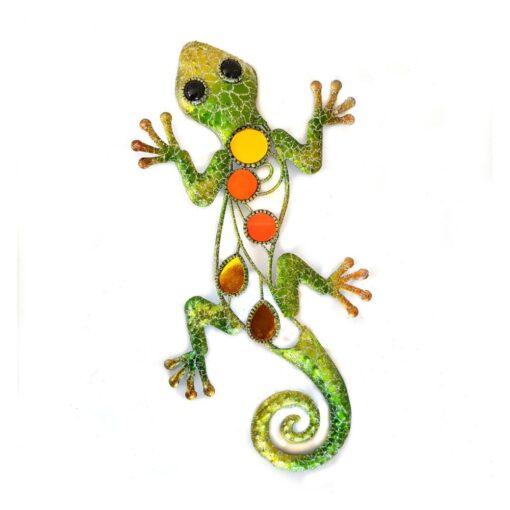 Green Glitter Lizard