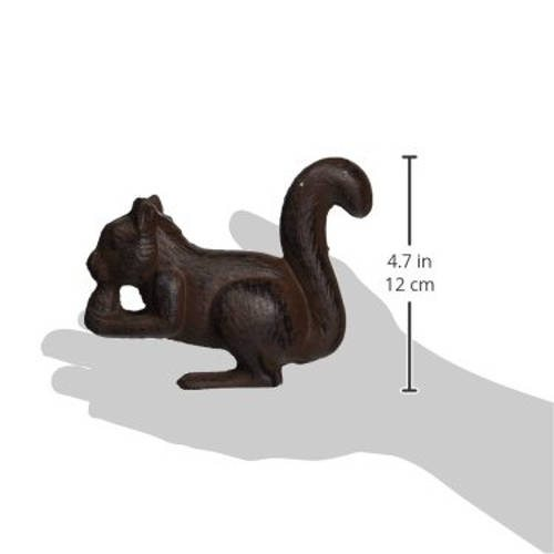 Esschert Design TT46 14.6 x 5.9 x 11.5cm Cast Iron Assorted Large Animals - Brown