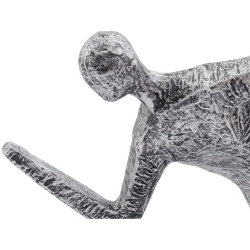 Finishing Line Abstract Sprinter Sculpture