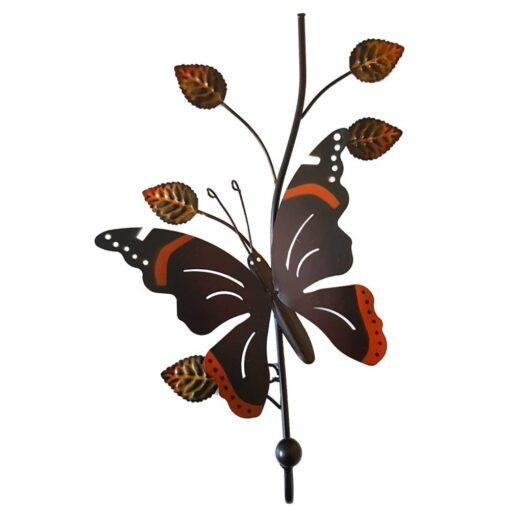 Single Butterfly Coat Hook