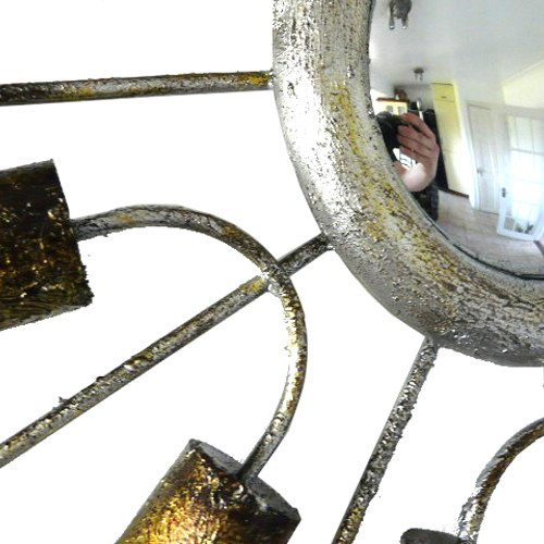3D Metal Mirror