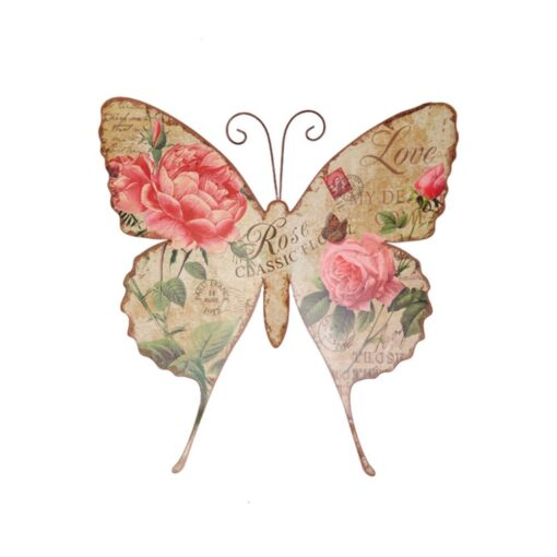 Romantic Rose Butterfly