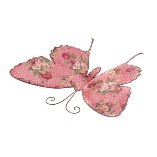 Pink Rose Butterfly