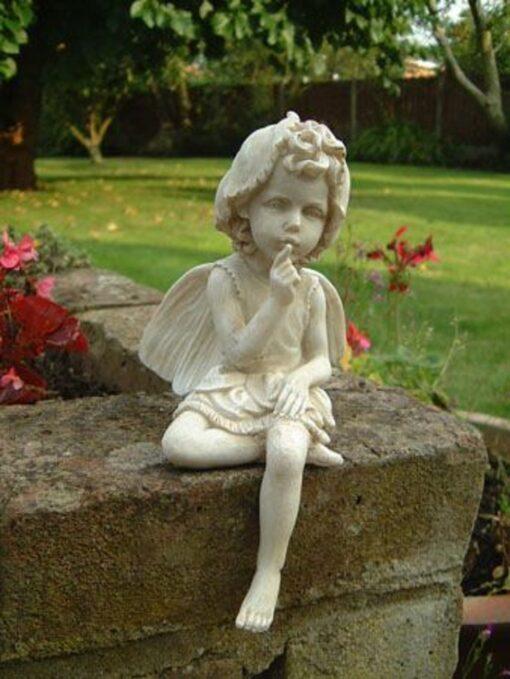 Sitting Fairy - Small
