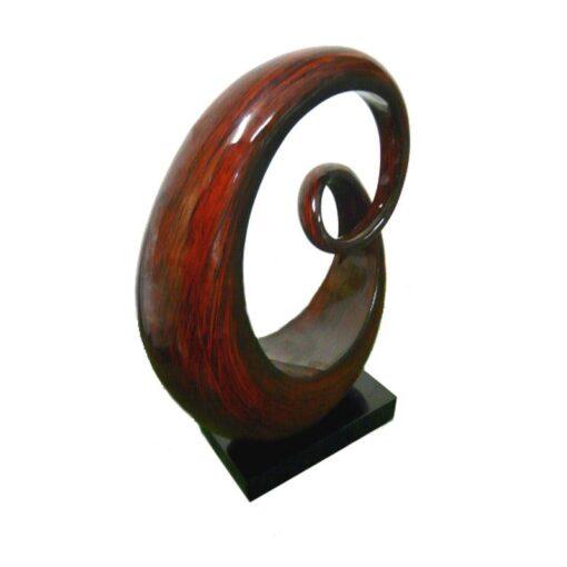 Syrius Sculpture Curl Red