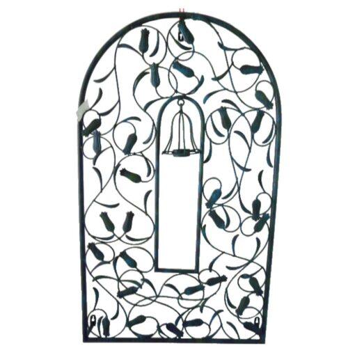 Spanish Arch Tealight Wall Art
