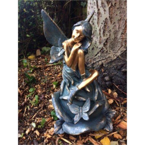Fairy On Butterfly Rock
