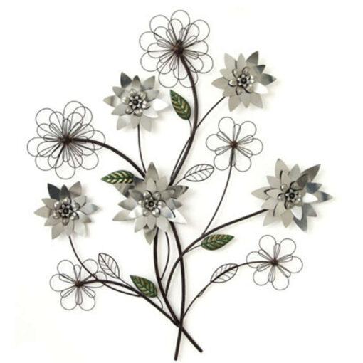 Silver Flower Branch