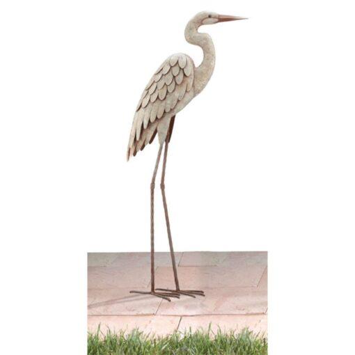 Creekwood Egret Bird Statue