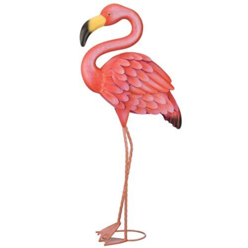 Creekwood Pink Flamingo Statue