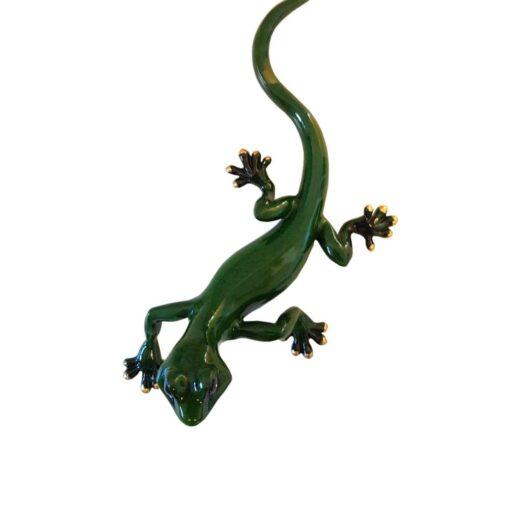 Medium Gecko Green
