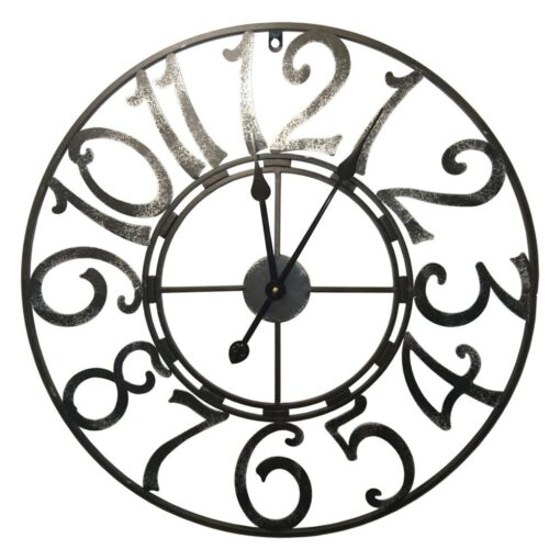 Large Home Time Wall Clock