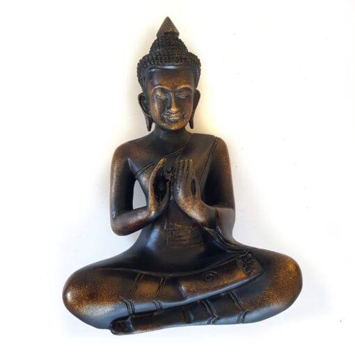 Bronze Effect Thai Buddha