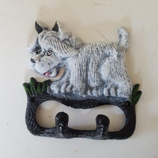Cast Iron Small Dog Hooks