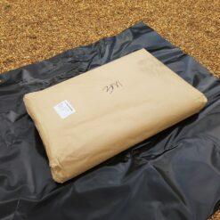 Black Opaque Bag 800mm x 900mm LDPE QTY1 125microns