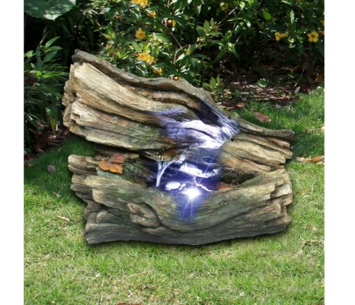 Bermuda Heartwood Water Fountain