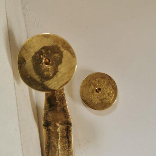 Solid Brass Doctor Design Door Knocker
