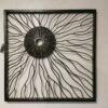 Eye Stream Hanging Metal Wall Art