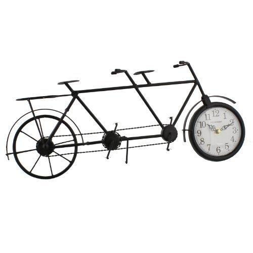 Tandem Bicycle Clock