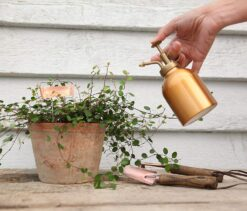 Esschert Design Plant Mister, Copper Finish