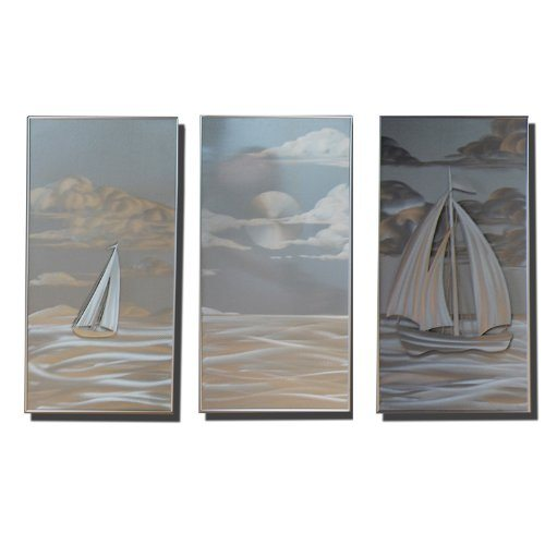 Tranquil Waters Pannelled Wall Art